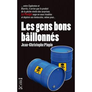 Les gens bons bâillonnés, Jean-Christophe Pinpin