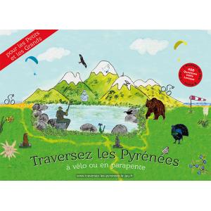 Traversez les Pyrénées à vélo ou en parapente, le jeu