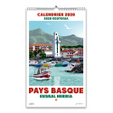 Calendrier Pays basque 2020