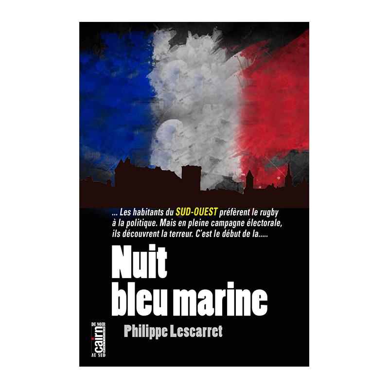 Nuit bleu marine