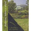 Pyrénéens - Habitat et végétal : Ancizan en vallée d'Aure, le végétal autour de l'homme et de son habitat