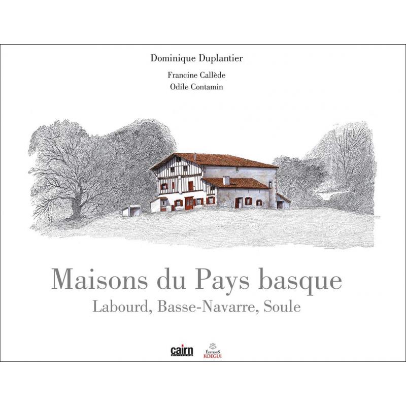 Maisons du Pays Basque, beau livre
