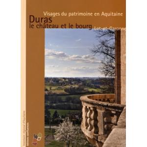 Duras, le château et le bourg - Lot-et-Garonne