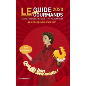 Le guide des Gourmandes 2020