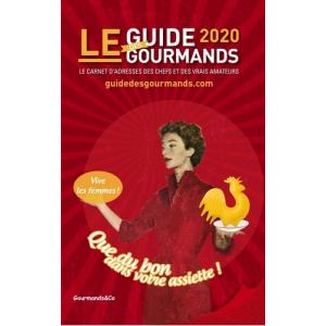 Le guide des Gourmandes 2020
