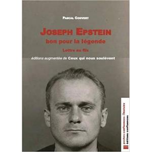 Joseph Epstein, bon pour la légende : Lettre au fils
