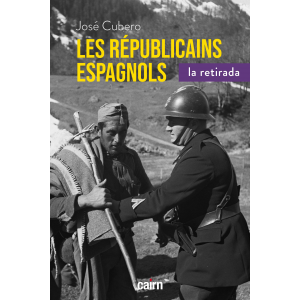 Les Républicains espagnols, La Retirada, José Cubero