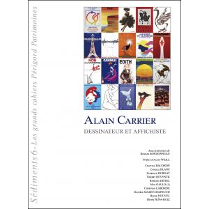 Alain Carrier, dessinateur et affichiste