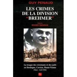 """Les crimes de la division """"Brehmer"""""""