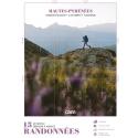 TOPO-GUIDE 15 randonnées dans les Hautes-Pyrénées éditions Cairn