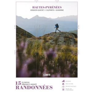 TOPO-GUIDE 15 randonnées dans les Hautes-Pyrénées