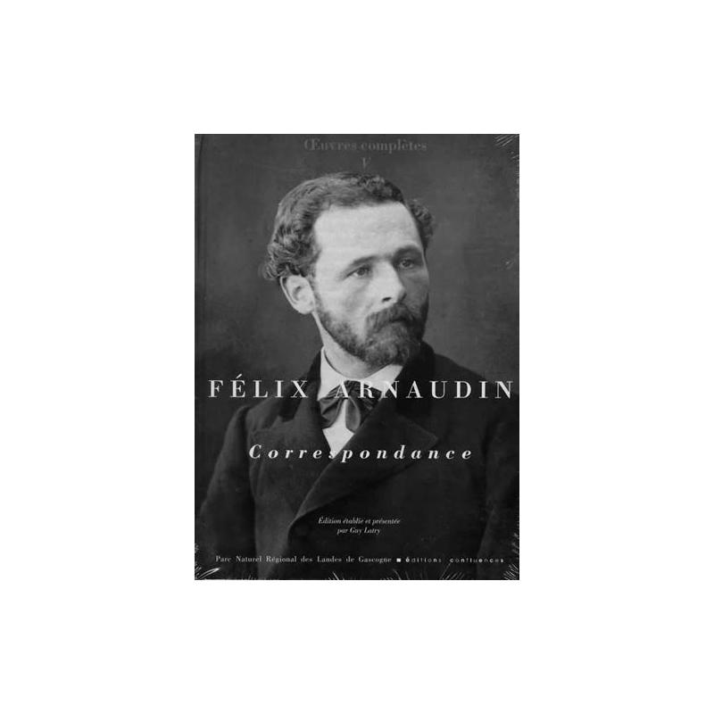 Félix Arnaudin - Correspondance