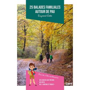 25 balades autour de Pau