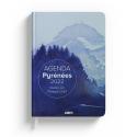 Agenda Pyrénées 2022 avec les aquarelles de Philippe Lhez