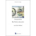 Couverture du livre Charente(s) mes Patries minuscules de Jean-Claude Giullebaud aux éditions du Ruisseau