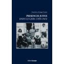 Couverture de « Présences juives dans le Gers (1939-1945) » de Geneviève et Georges Courtès aux éditions Gascogne, qui suit des