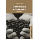 Le livre chroniques médoquines de Christian Coulon aux éditions Confluences