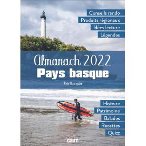 Almanach 2022 Pays basque