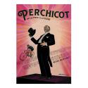 Couverture d'« André Perchichot de la piste à la scène » de Michel Montagut aux éditions Atantica