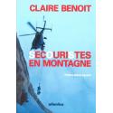 Couverture de « Secouristes en montagne » de Claire Benoit aux éditions Atlantica