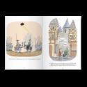 L'album Croquis d'Histoire de Michel Iturria aux éditions Cairn