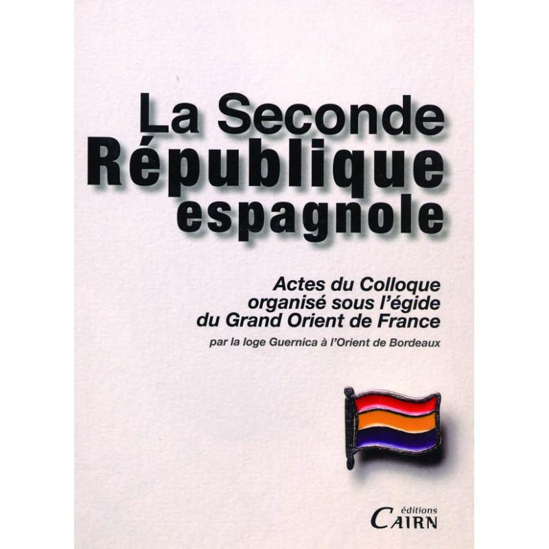Franc maçon, républicains espagnols