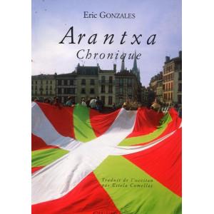 Arantza Chronique, roman Pays Basque