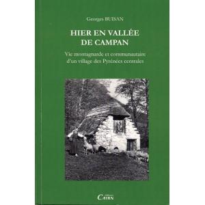 Hier en Vallée de Campan, Histoire des Pyrénées
