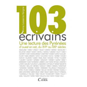 103 écrivains, une lecture des Pyrénées d'ouest en est