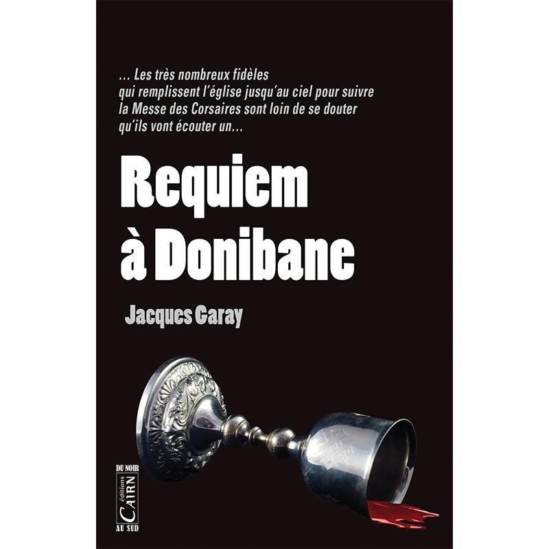 Requiem à Donibane, roman policier Pays Basque
