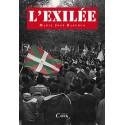 L'exilée, roman militant Pays basque
