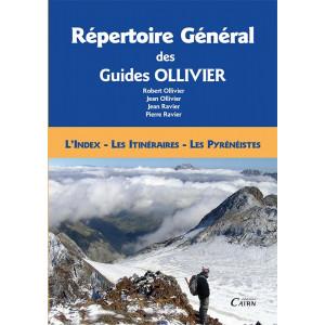 Répertoire des guides Ollivier