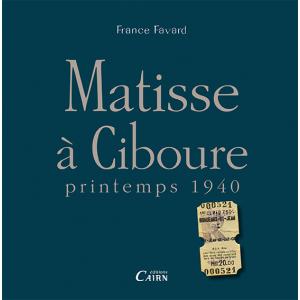 Matisse à Ciboure  printemps 1940