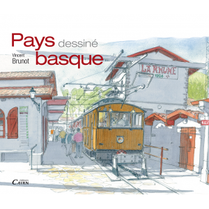 Pays basque dessiné, Vincent Brunot