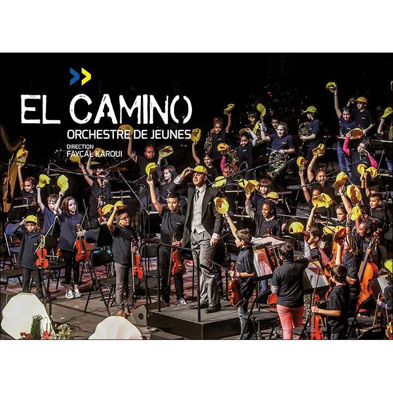 El Camino, orchestre de jeunes à Pau, Fayçal Karoui