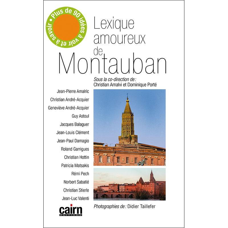 Lexique amoureux de Montauban