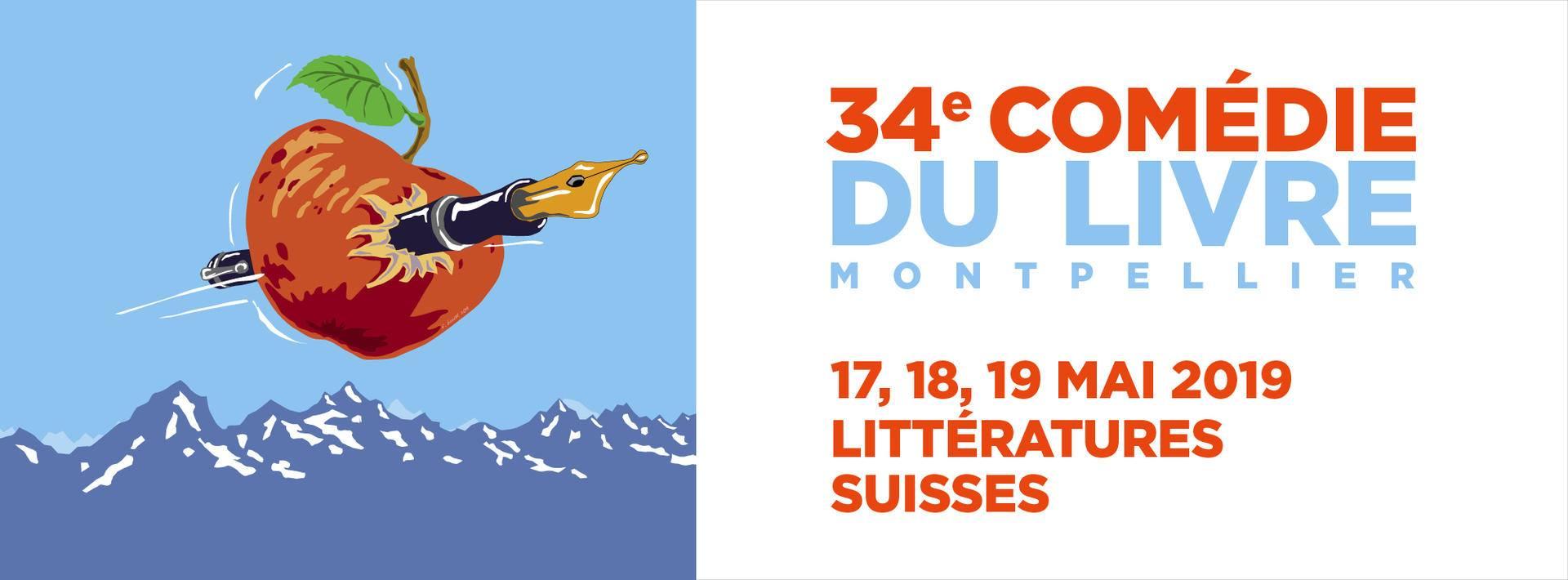 Salon La Comédie du Livre à Montpellier