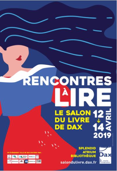 Salon Rencontre à lire 2019 à Dax