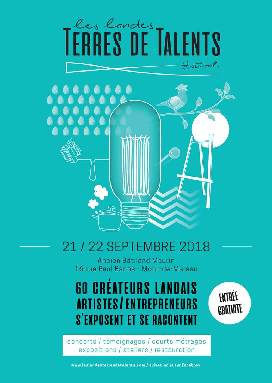 Festival Les Landes Terres de Talents