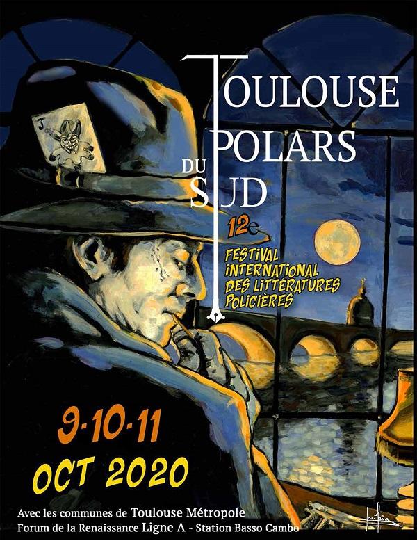 12e édition du festival Toulouse Polars du Sud